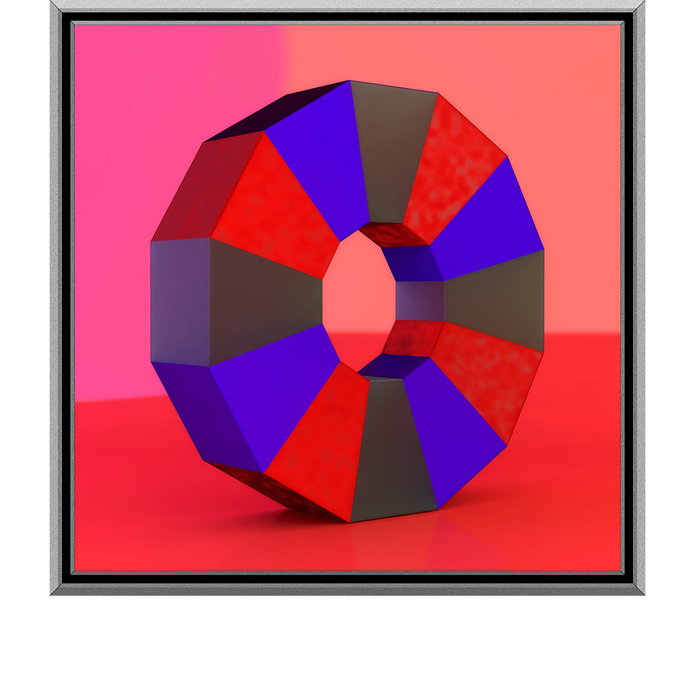Upright Dodecagon XII, 2012